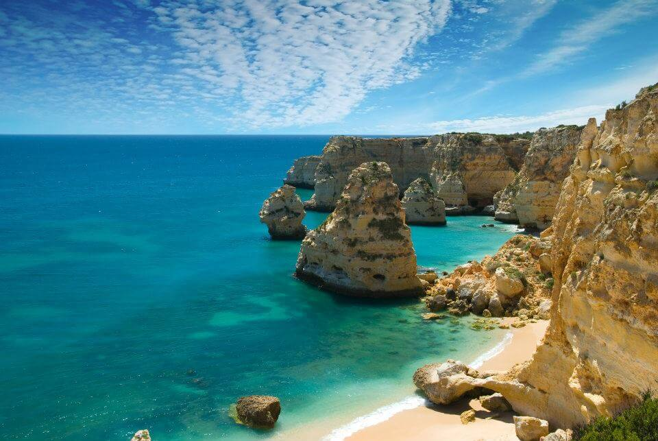 Turismo no Algarve